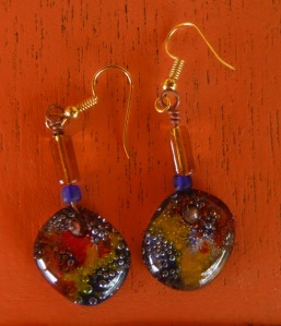 jewelry fused glass